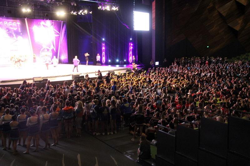 Australian All Star Cheerleading Federation P L Cheerleading
